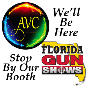 AVC at Florida Gun Shows